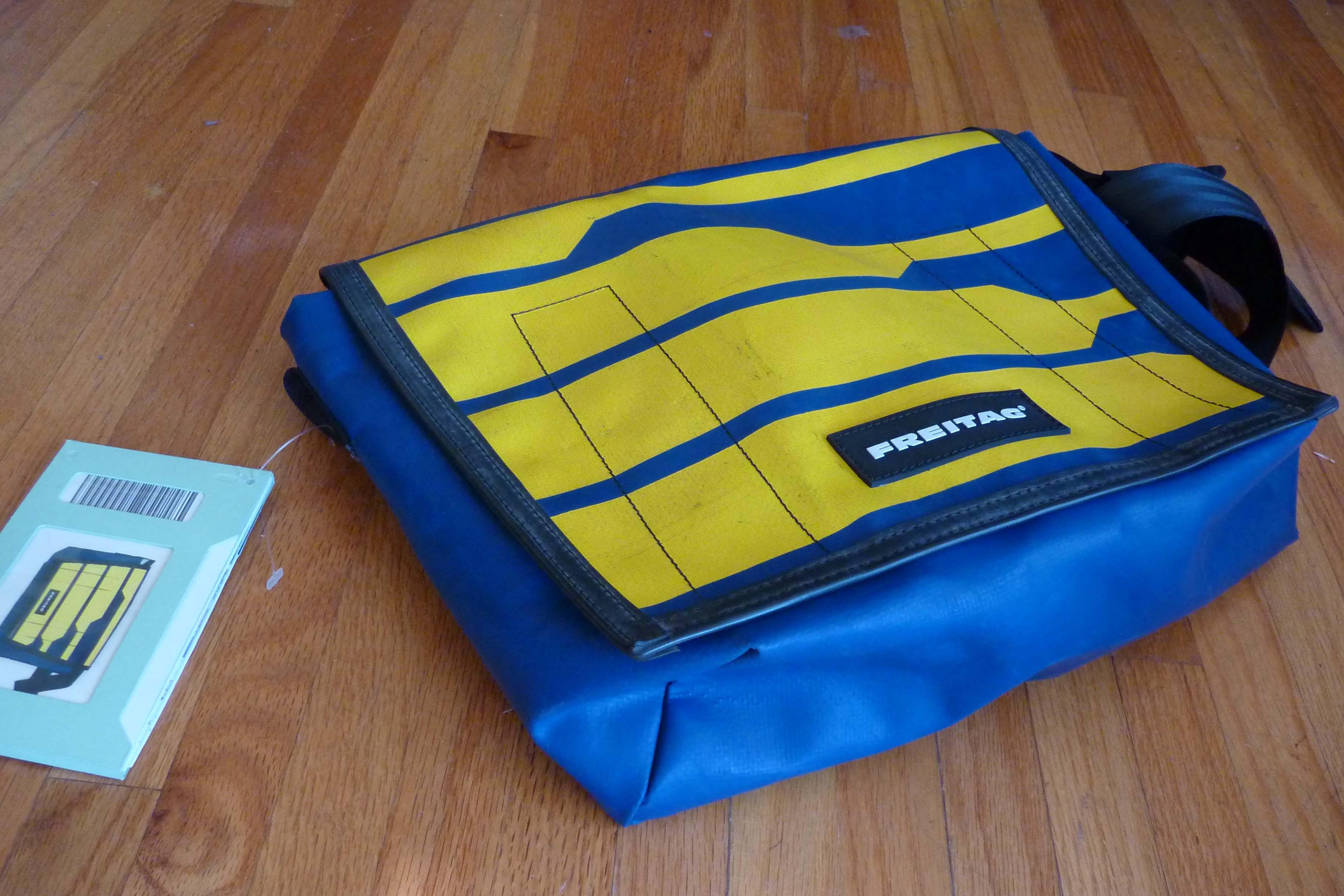Freitag Dexter Messenger Bag Review | Craft Collective
