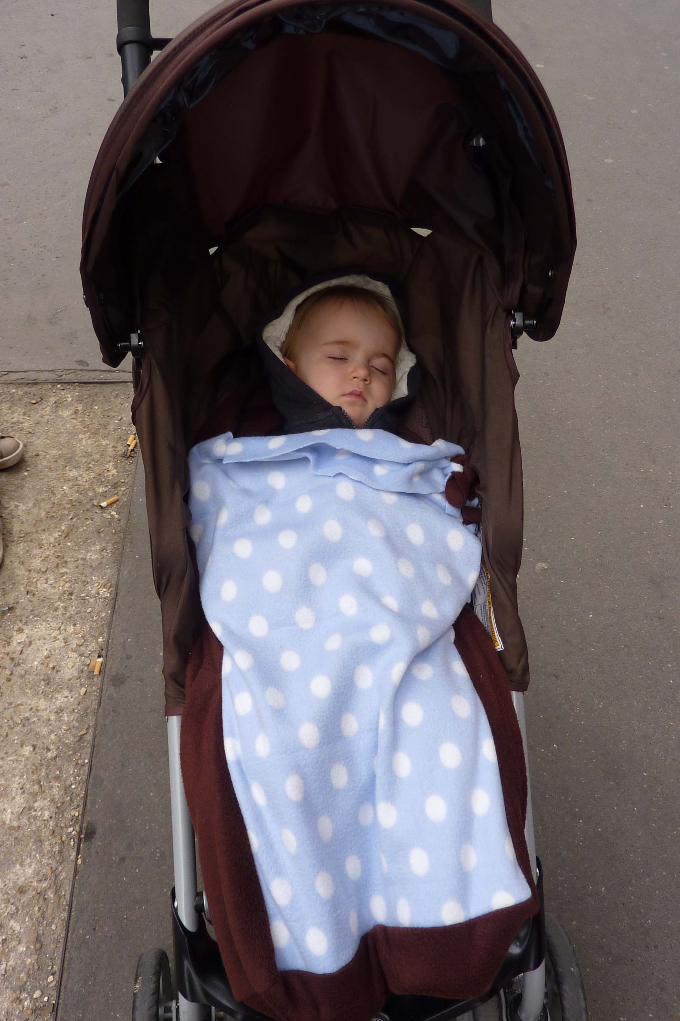 Diy Stroller Sleeping Bag Craft Collective