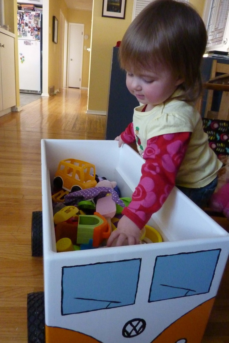 heirloom toy box plans