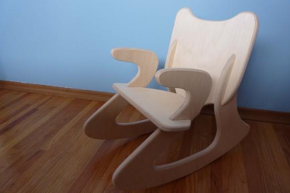 miniature rocking chair plans