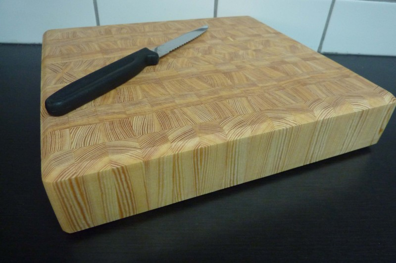maple cutting board plans