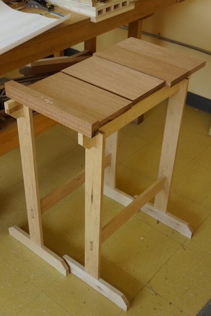 fine woodworking sawhorse plans