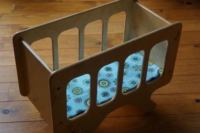 woodworking plans cradle