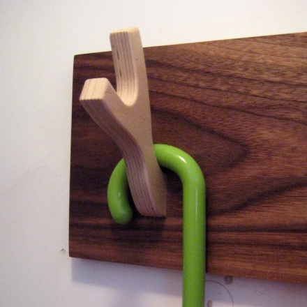 vegan coat rack